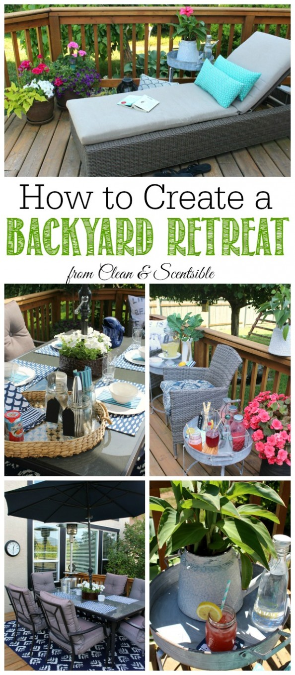 The Scoop Link Party #177 | Worthing Court on Backyard Retreat Ideas id=32335