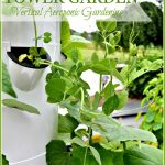 TOWER GARDENING… FUN, NUTRITIONAL AND DELICIOUS!