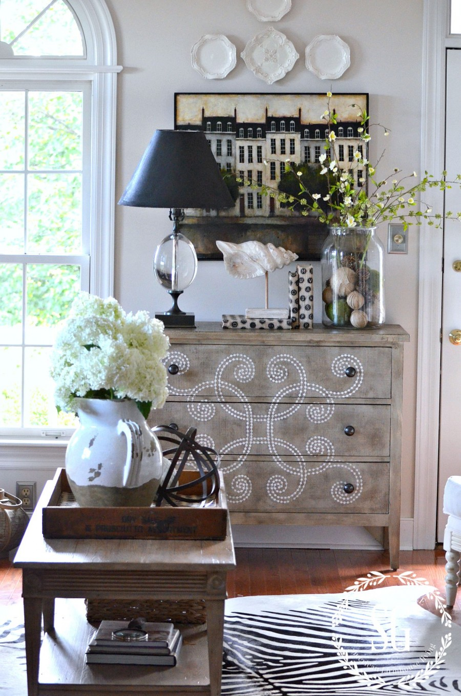 10 tips for decorating on a budget stonegable - Decorating on a budget ...