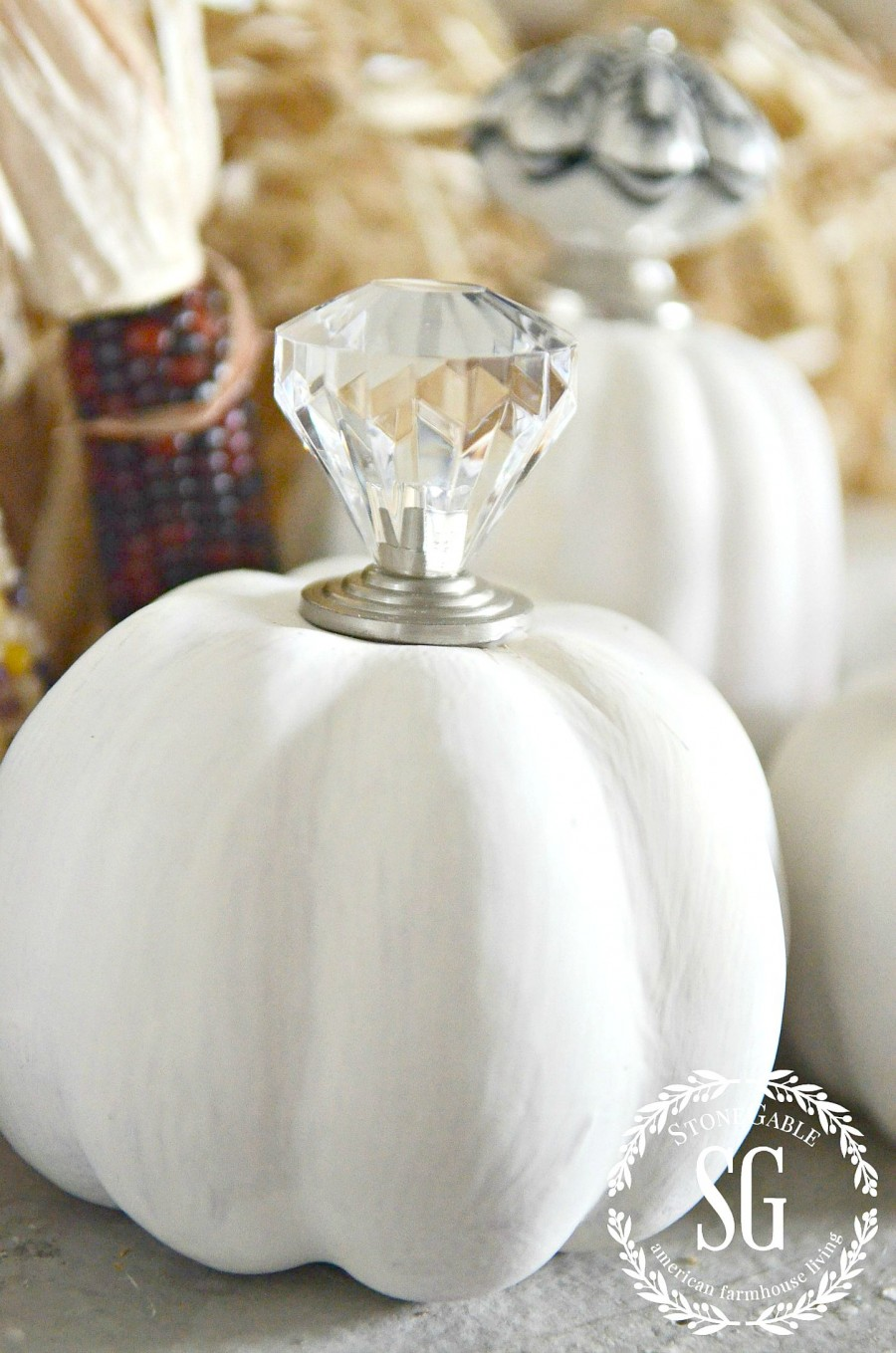 10 THINGS TO DO NOW FOR FALL-ORGANIZE fall decor-stonegableblog.com