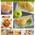 10 SCRUMPTIOUS PUFF PASTRY RECIPES-Delicious and crispy puff pastry works it's fabulous magic on 10 great recipes! stonegableblog.com