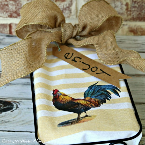 no-sew-kitchen-rooster-towel-via-our-southern-home-2-600x600
