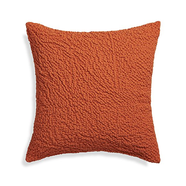 pebble-orange-18-pillow
