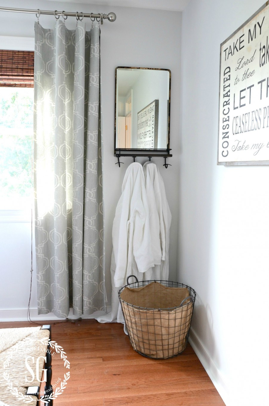 10 TIPS FOR CLEANING UP MESSES AND CLUTTER IN YOUR HOME-stonegableblog.com