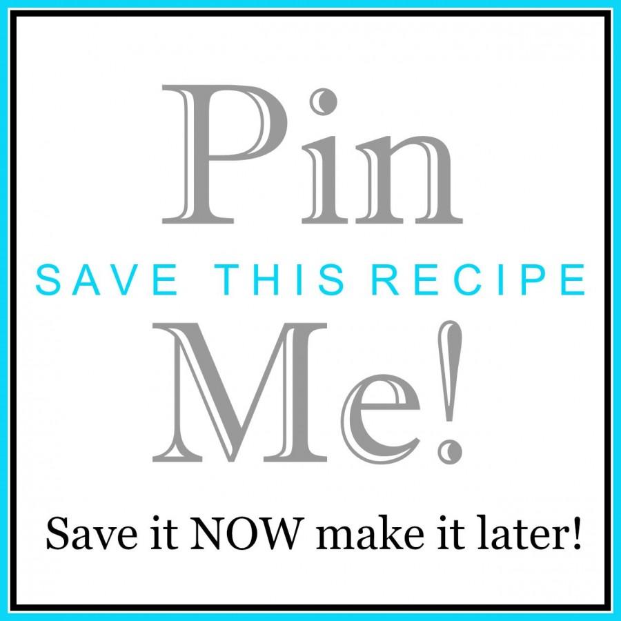Recipe- Pin It