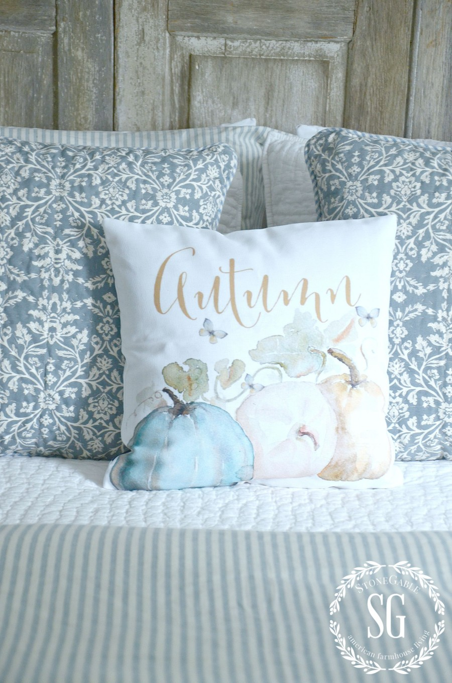 Tips For A Fabulous Fall Guest Room Stonegable