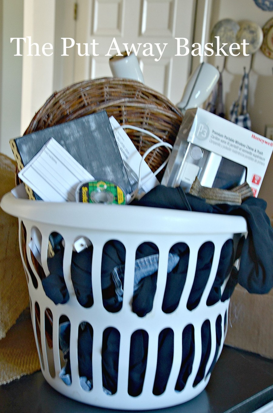 the put away basket