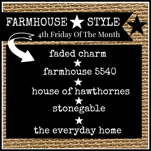 FARMHOUSE STYLE-4th Fridays Of Each Month- button