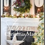 STARRY CHRISTMAS MANTLE