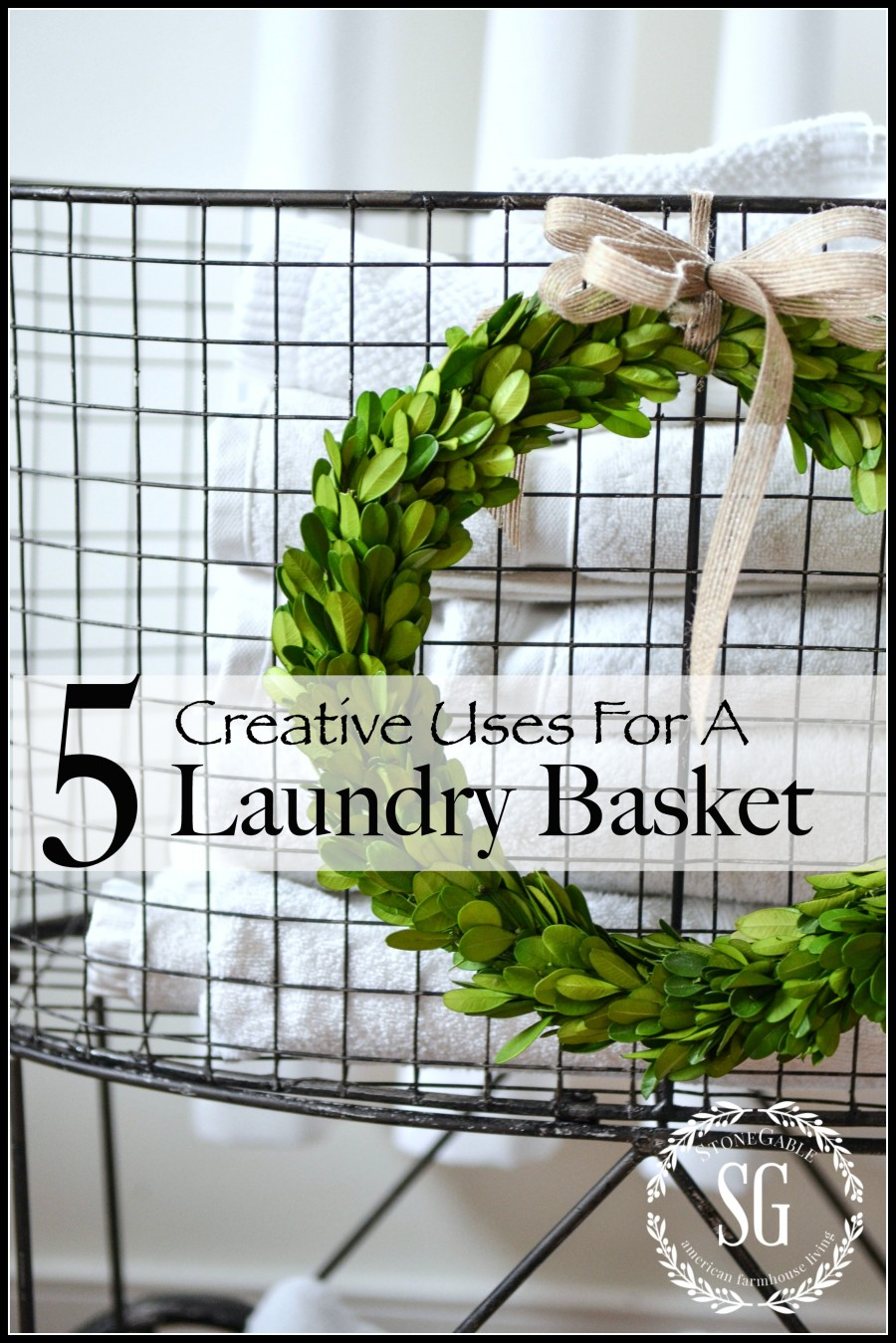 Ways To Read Tarot Cards: 5 Creative Ways To Use A Laundry Basket And A Giveaway