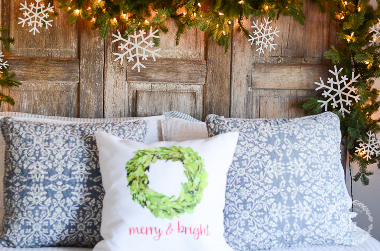 BHOME CHRISTMAS TOUR GUEST ROOMS-christmas-bed-stonegableblog-