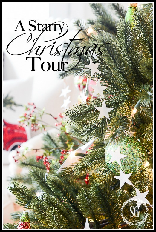STARRY CHRISTMAS HOME TOUR