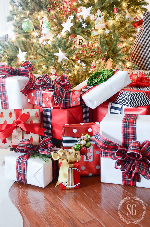 Gift For Christmas: 10 VERY BEST CHRISTMAS GIFT WRAPPING TIPS