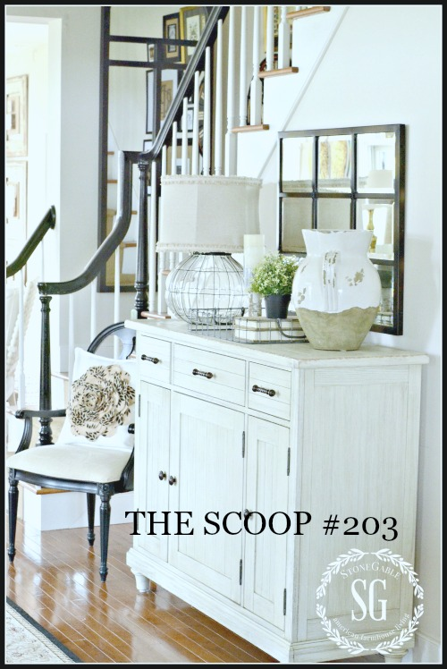 THE SCOOP 203-Hundreds of home and garden posts all in one place!