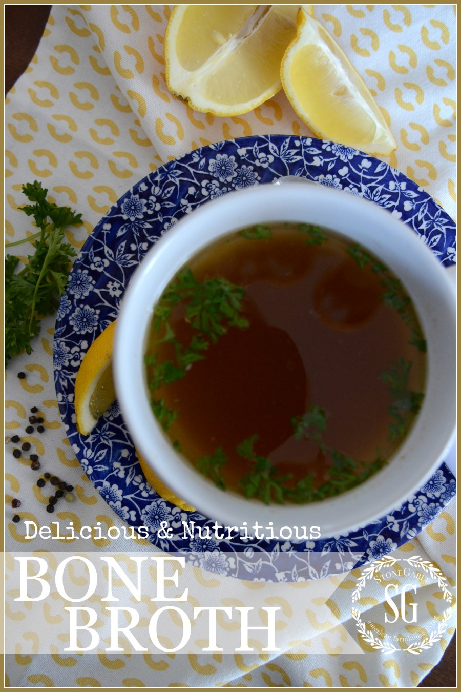 WONDERFUL COLD WEATHER RECIPES