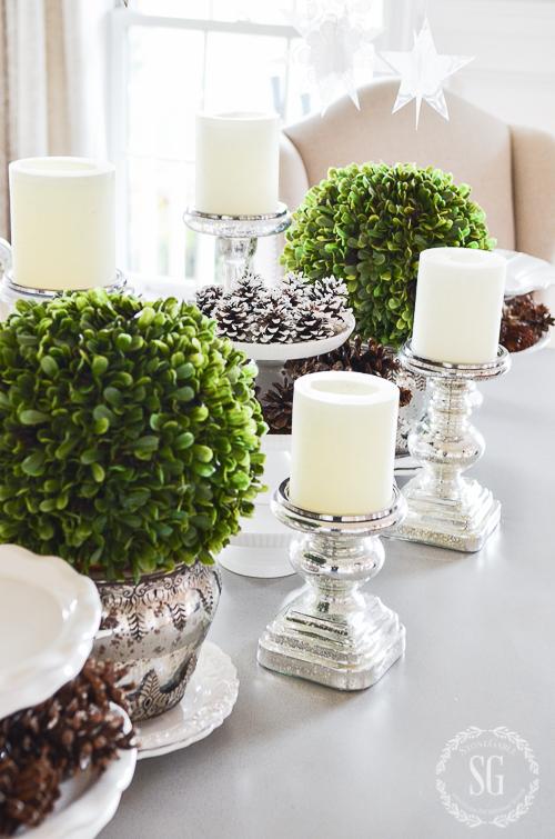 WINTER WHITE DINING ROOM CENTERPIECE-stonegableblog.jpg