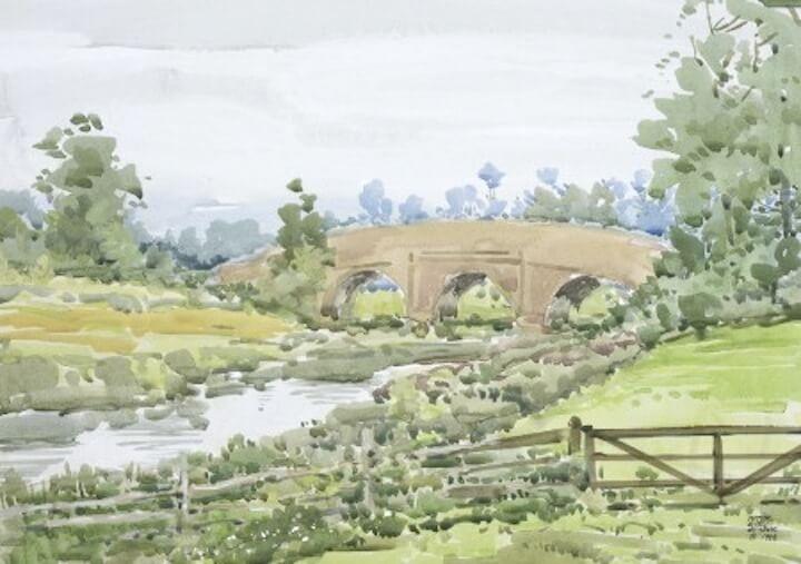 Cynthia-Weber-Bridge-Near-the-Bodiam-Castle-1