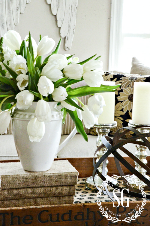 HOW TO DECORATE FOR SPIRNG AFTER EASTER
