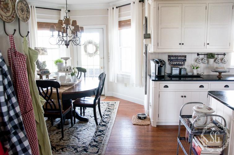 SPRING HOME TOUR-kitchen-and-breakfast-room-stonegableblog-2