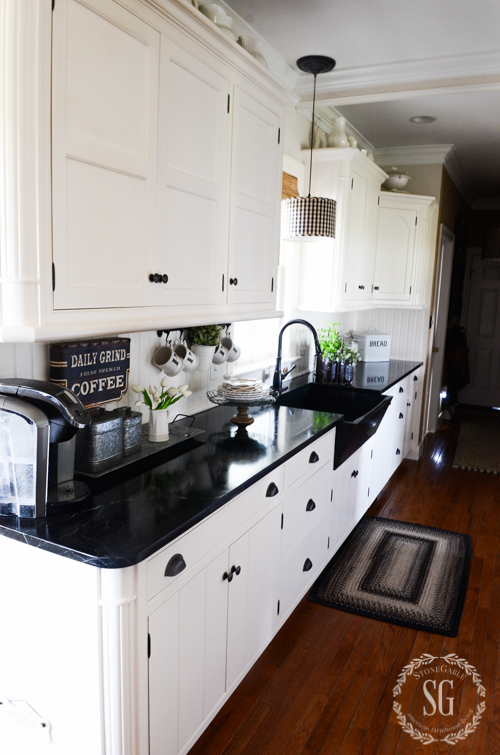 FABULOUS AND FUNCTIONAL KITCHEN-COUNTERS-clean-kitchen-counters-stonegableblog-2