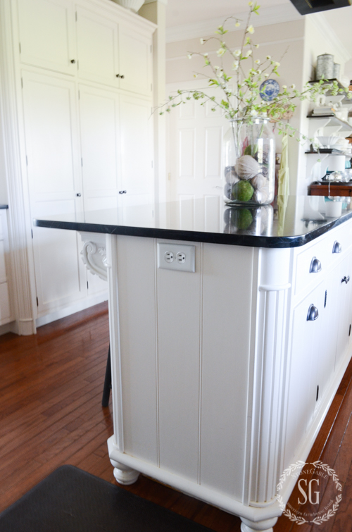 FABULOUS AND FUNCTIONAL-How to have clean, clear kitchen counters and keep them that way!