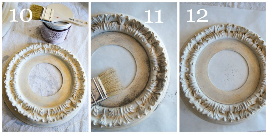 PAINTED MEDILION MIRROR DIY-instructions-10-12-stonegableblog-2