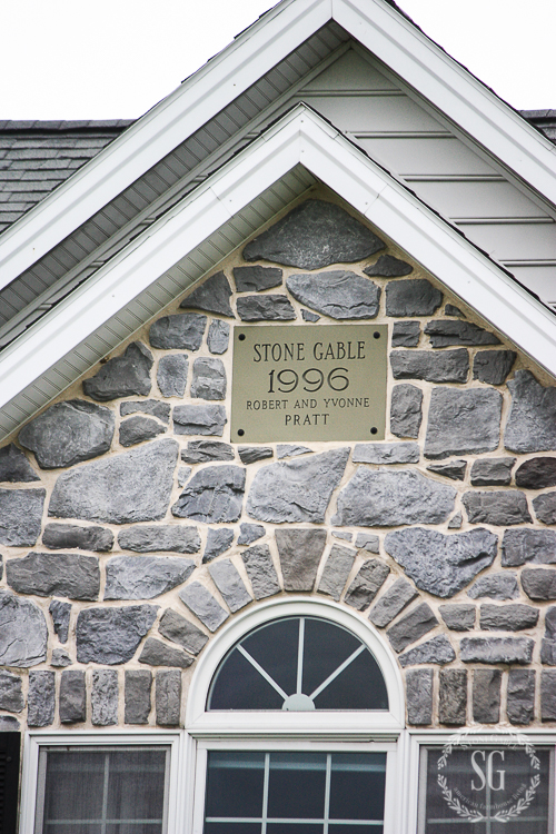 THE HISTORY OF STONEGABLE