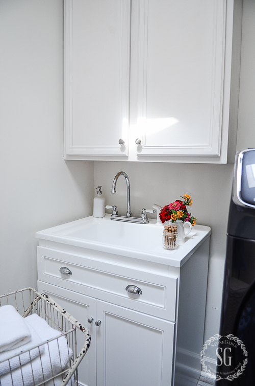 Functional And Fabulous Laundry Room Reveal Stonegable