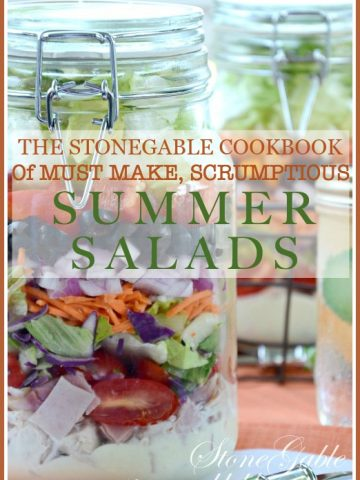 BEST SALAD RECIPES OF THE SUMMER- Easy to make and perfect for summer eating!