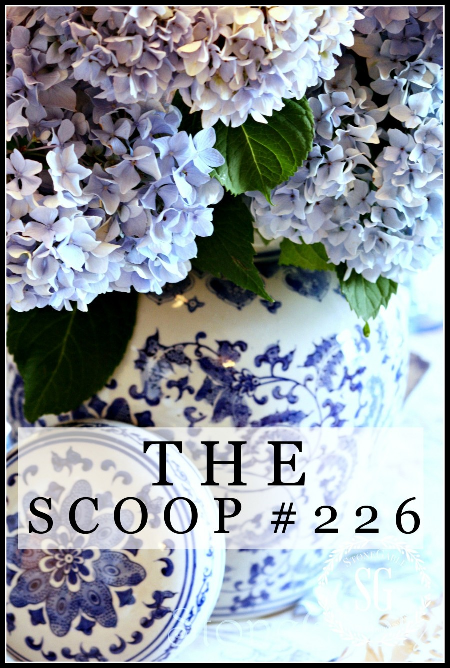 THE SCOOP- Hundreds of home and garden ideas from the best blogs!