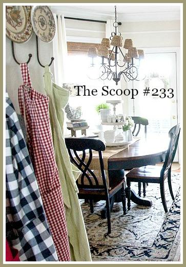 THE SCOOP #233-stonegableblog.com