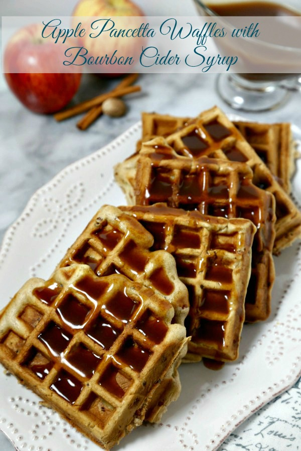 1-Apple-Pancetta-Waffles-with-Bourbon-Cider-Syrup