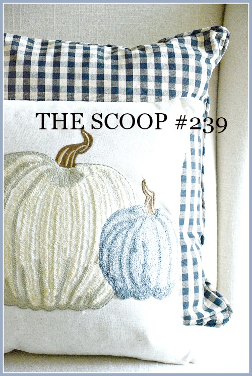 THE SCOOP #239- THE BEST HOME AND GARDEN POSTS FROM AROUND THE WEB!
