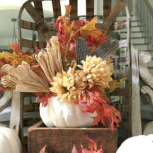 1-REFRESH RESTYLE Quick-10-Minute-Goodwill-Pumpkin-Makeover
