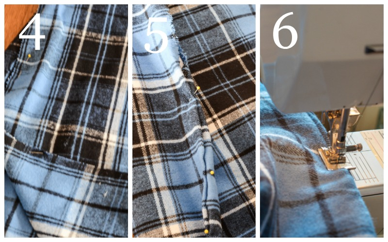 Easy to make cozy FLANNEL BLANKET. Make this in colors that work with your decor and in a weight that is perfect for your climate.