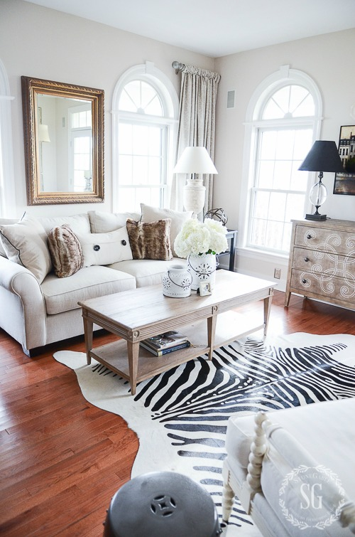 FIND YOUR DECOR'S LITTLE BACK DRESS-how to find that one fabulous foundation piece in every room.