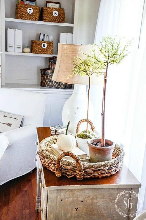 FAMILY ROOM- How I found my family room style!