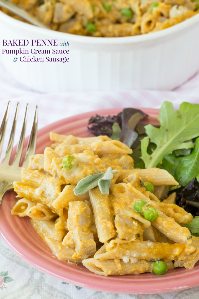 baked-penne-with-pumpkin-cream-sauce-and-chicken-sausage-9181-title