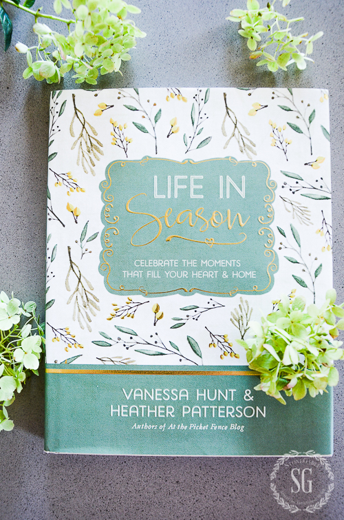LIFE IN SEASONS- A book of like lessons through the eyes of faith and through the seasons.
