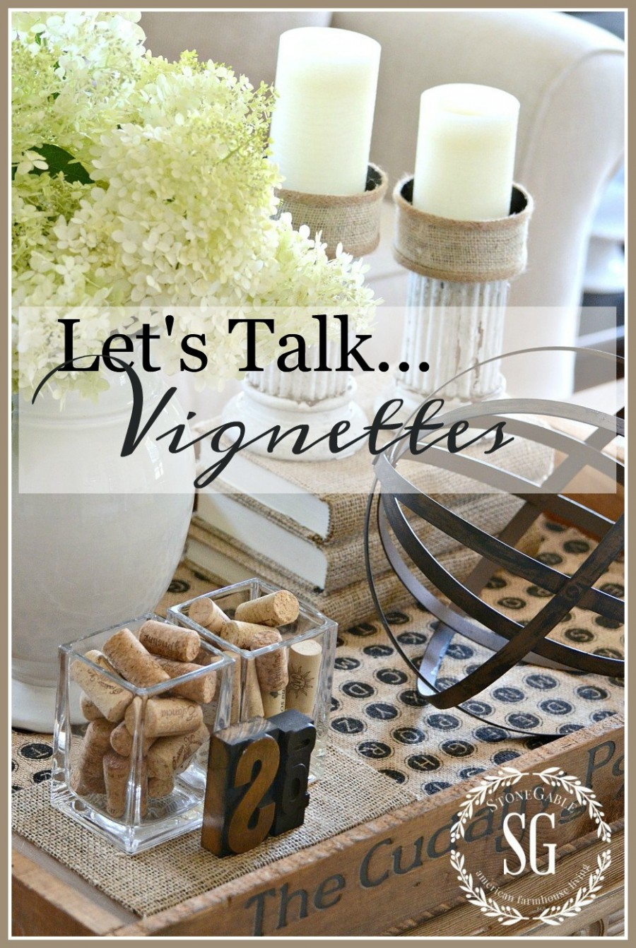 LET'S TALK VIGNETTES!