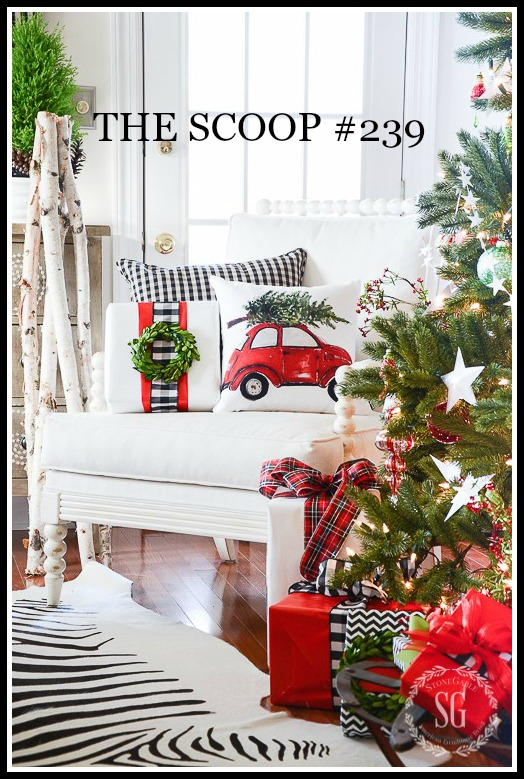 the scoop #239- Get the best of home and garden bloggers all in one place