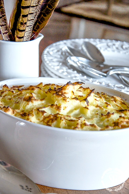 CHRISTOPHER'S SHEPHERD'S PIE- A classic comfort food that you should have in your recipe box!