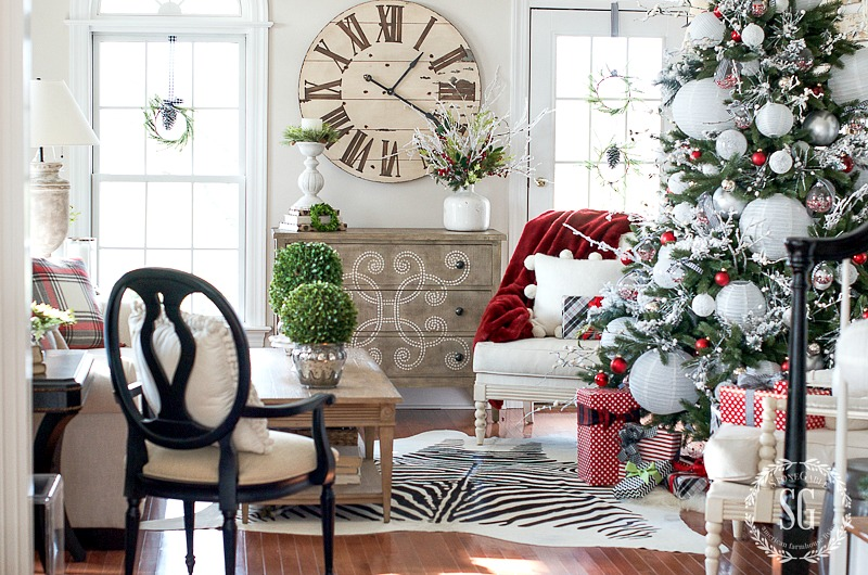 STONEGABLE CHRISTMAS BLOG WALK- Home tour