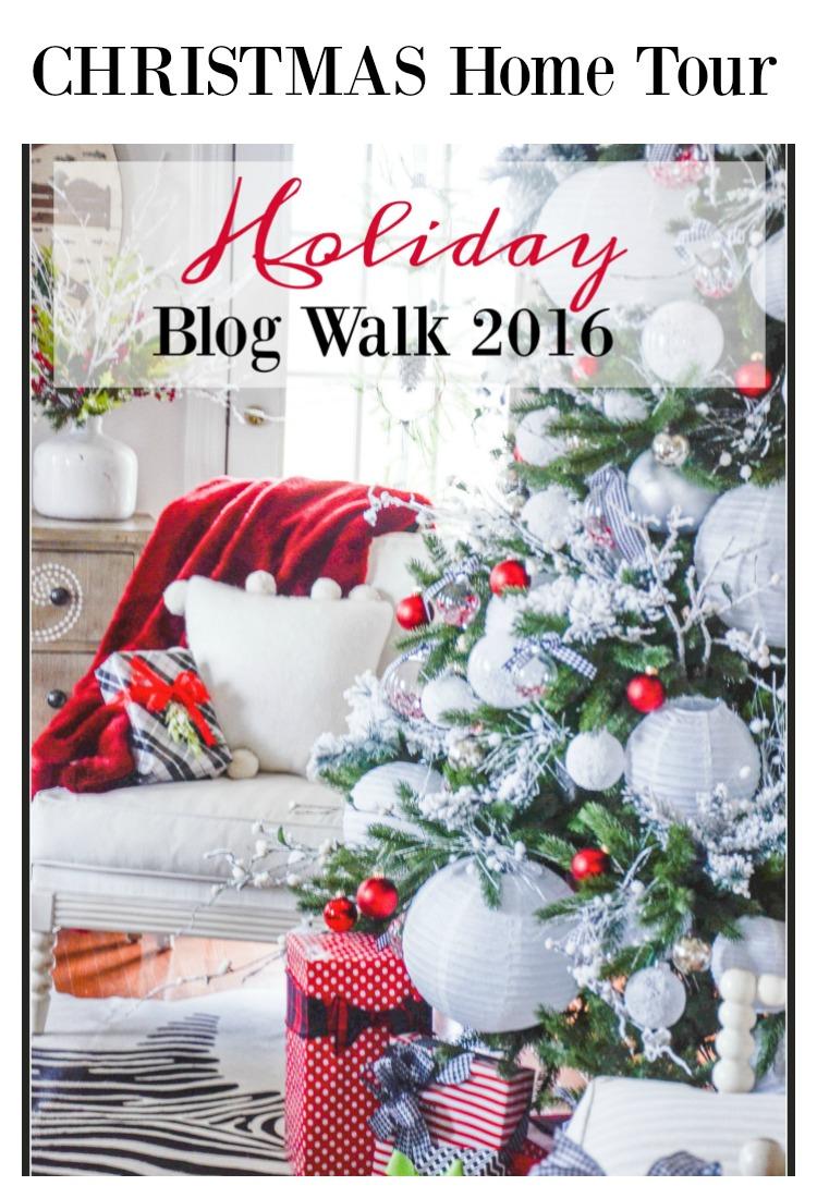 STONEGABLE CHRISTMAS BLOG WALK- Home tour