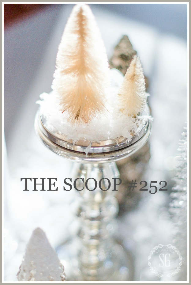 THE SCOOP- The best of all home and garden blog posts in one place