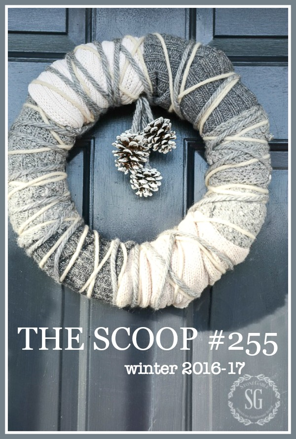 THE SCOOP #225- All the best ideas from home and garden bloggers in one place!