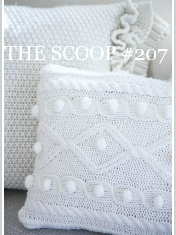 THE SCOOP-The best of home and garden posts all in one place!