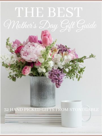 THE BEST MOTHER'S DAY GIFT GUIDE!