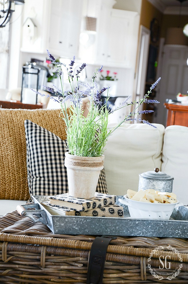 SUMMER HOME TOUR- Come on in and take a peek at StoneGable dressed up an laid back for summer!