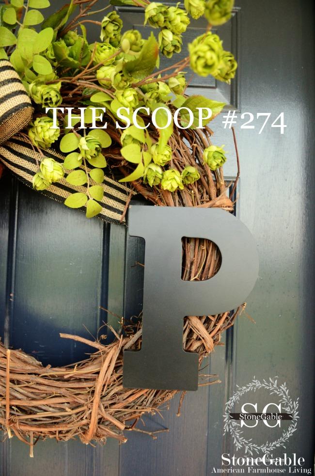 THE SCOOP #274